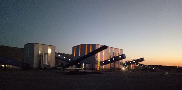 中煤平朔集团安太堡露天煤矿